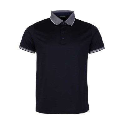 Lagerfeld Contrast Collar Polo Shirt