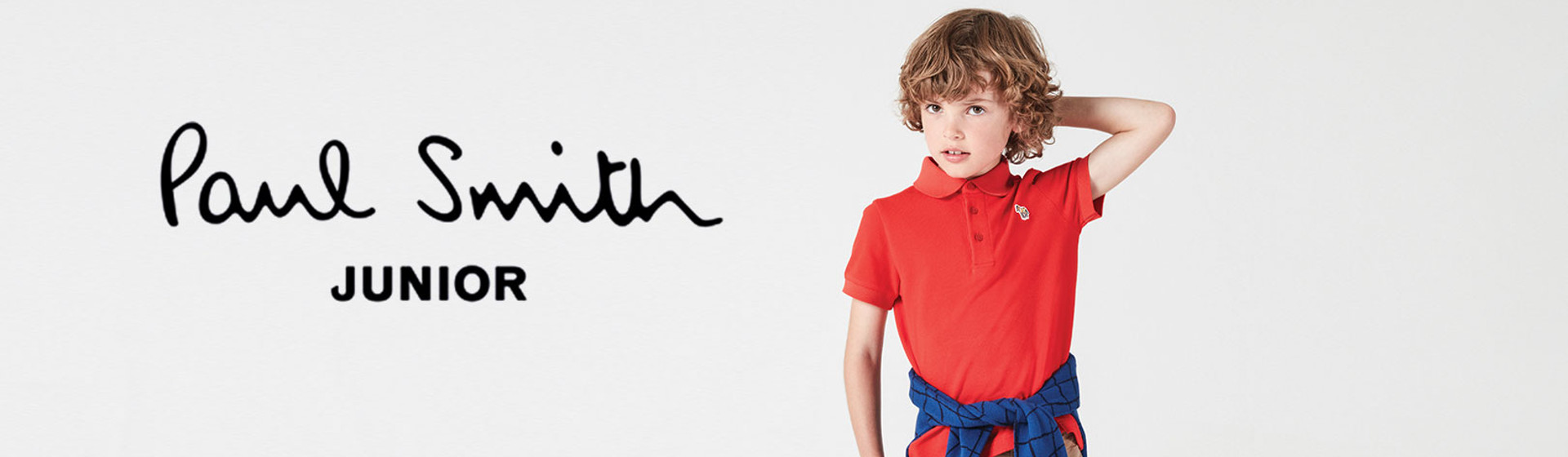 Brand Spotlight: Paul Smith Junior