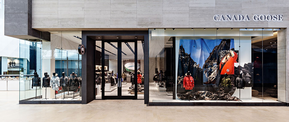 Canada Goose To Open London Flagship Store