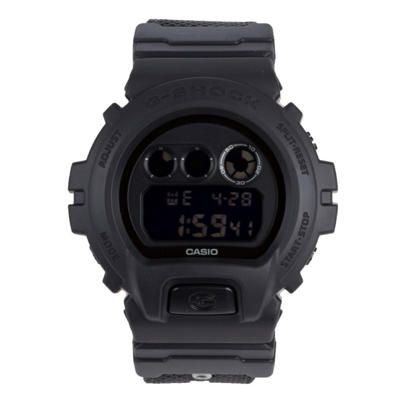 G-Shock Black Digital Blackout Watch
