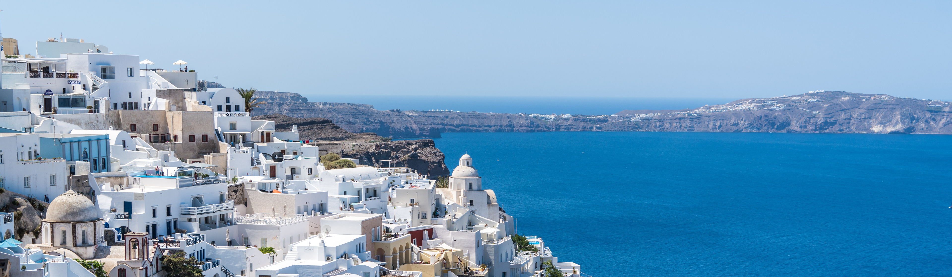 Travel Bucket List: Greek Island Hopping