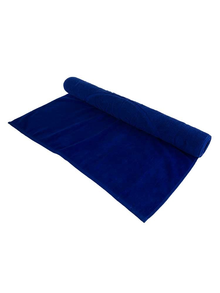 Stone Island Junior Indigo Blue Towel