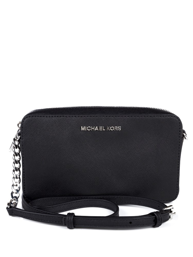 Michael Kors Black Jet Set Crossbody Bag
