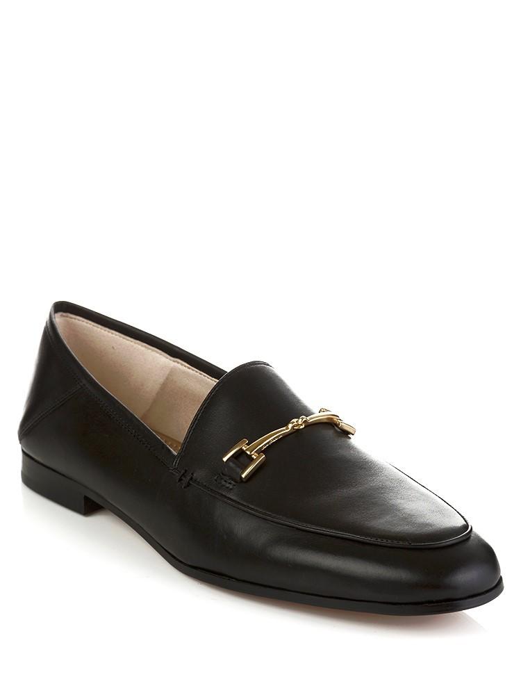 Sam Edelman Black Loraine Loafers