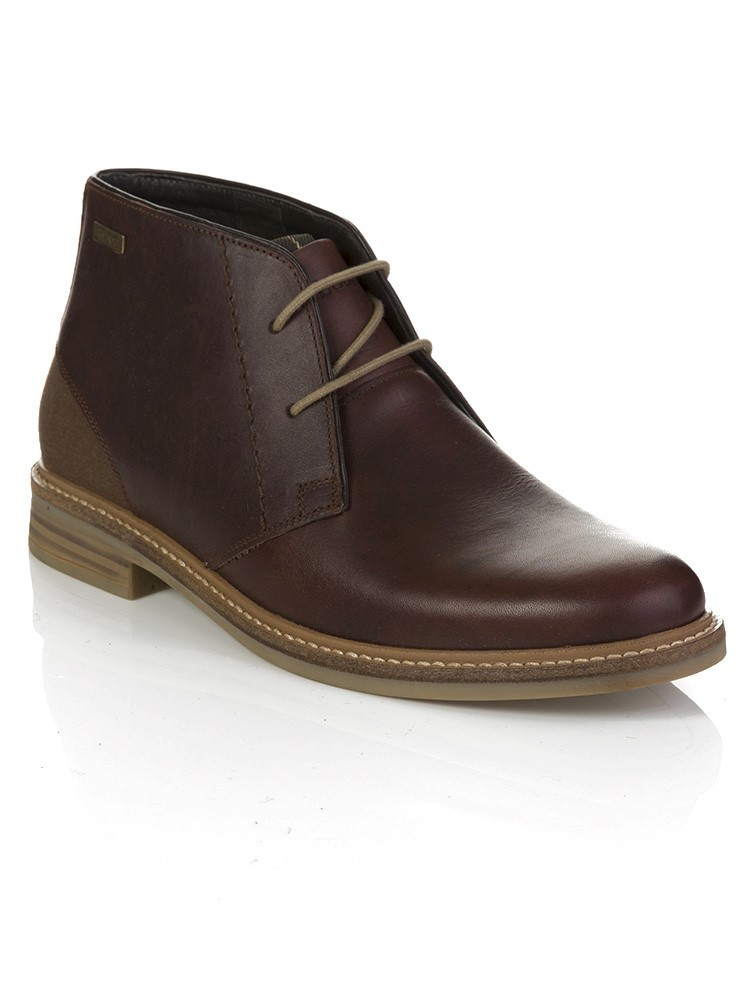 Barbour Brown Readhead Shoe