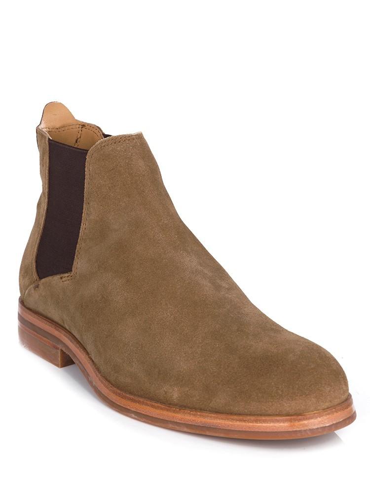 Hudson Beige Tonti Chelsea Boot