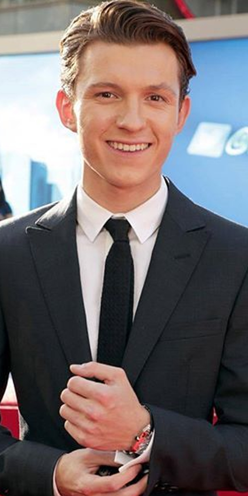 Celebrity Spotlight: Tom Holland