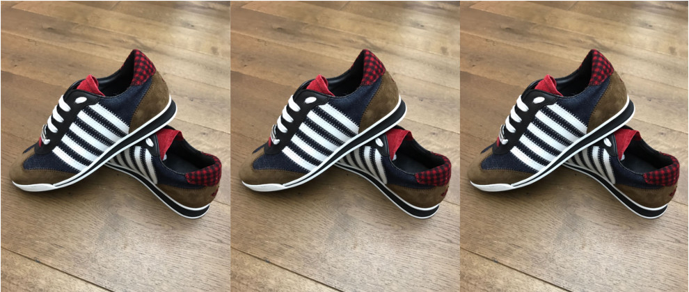 Staff Pick: DSquared2 Runner Trainers