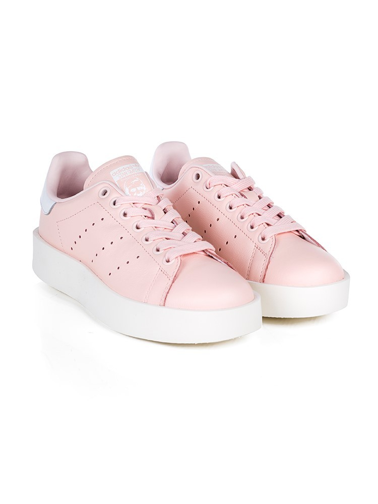 Stan Smith Pink Flatform Stan Smith Trainers