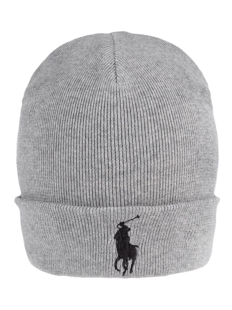 Polo Ralph Lauren Grey Beanie