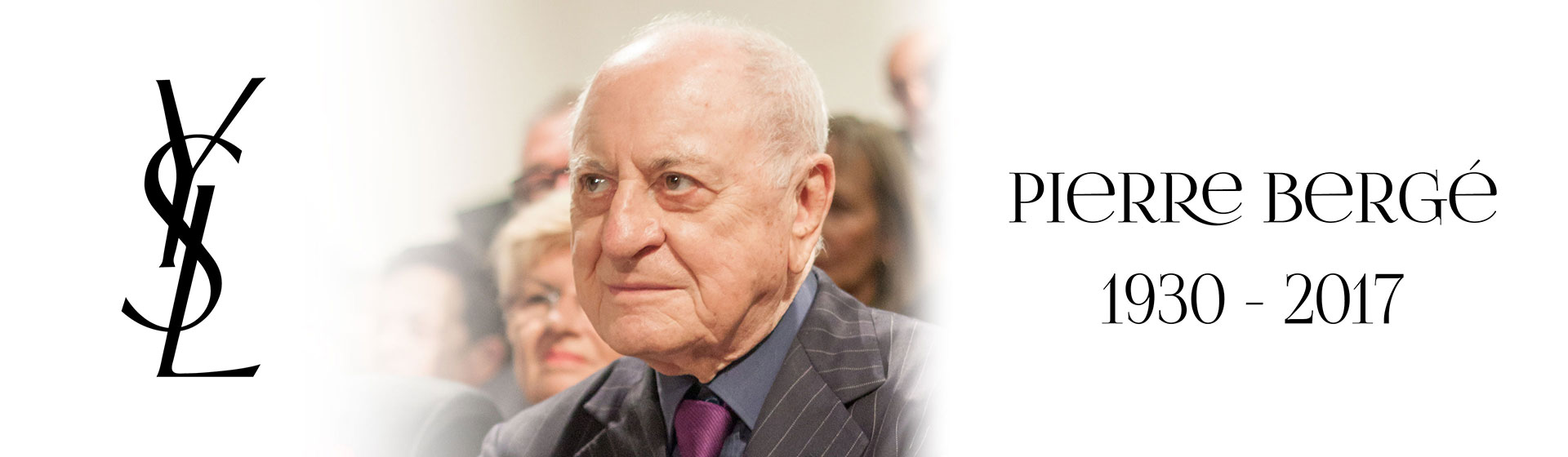 Pierre Bergé Co-Founder of Saint Laurent Dies