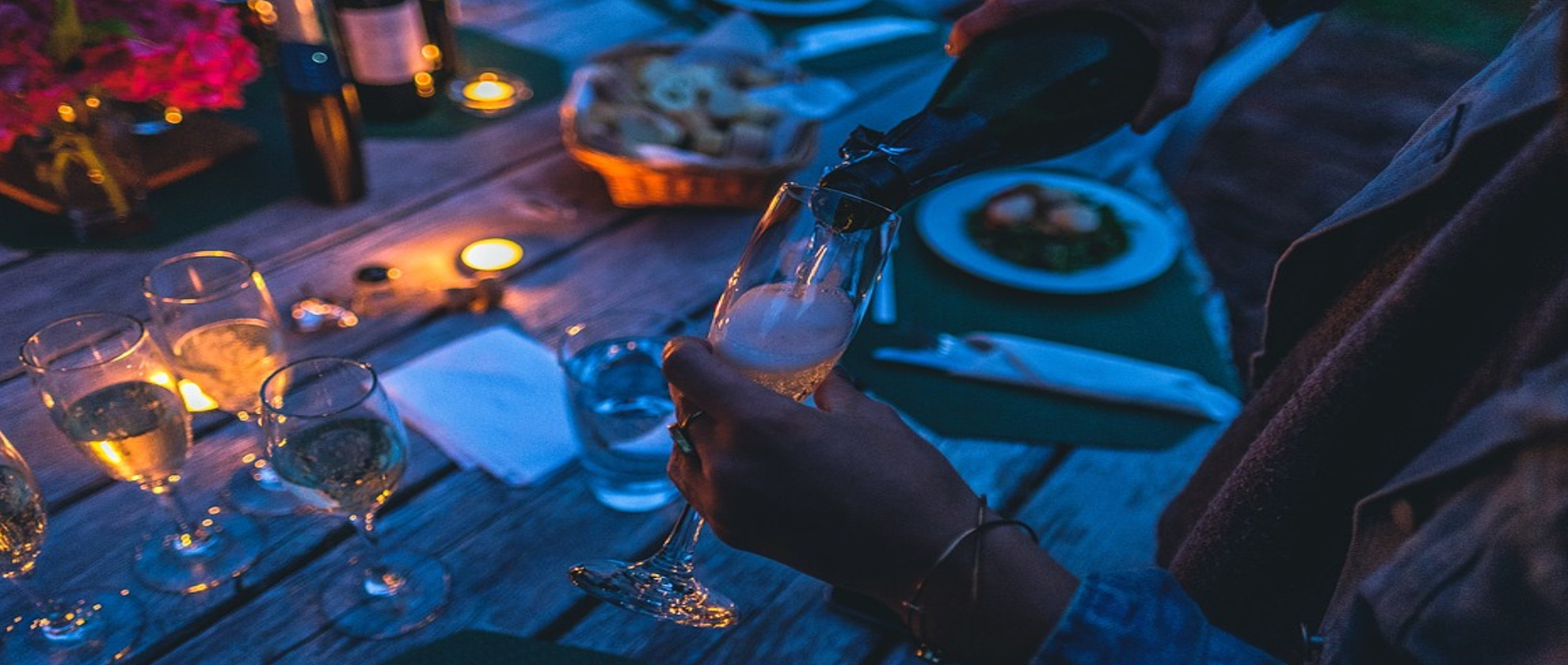 5 Most Romantic Places to Wine and Dine in London
