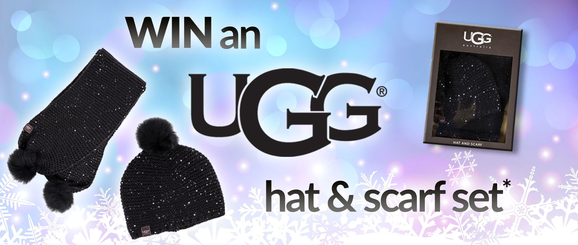 Get Cosy with our UGG Competition!