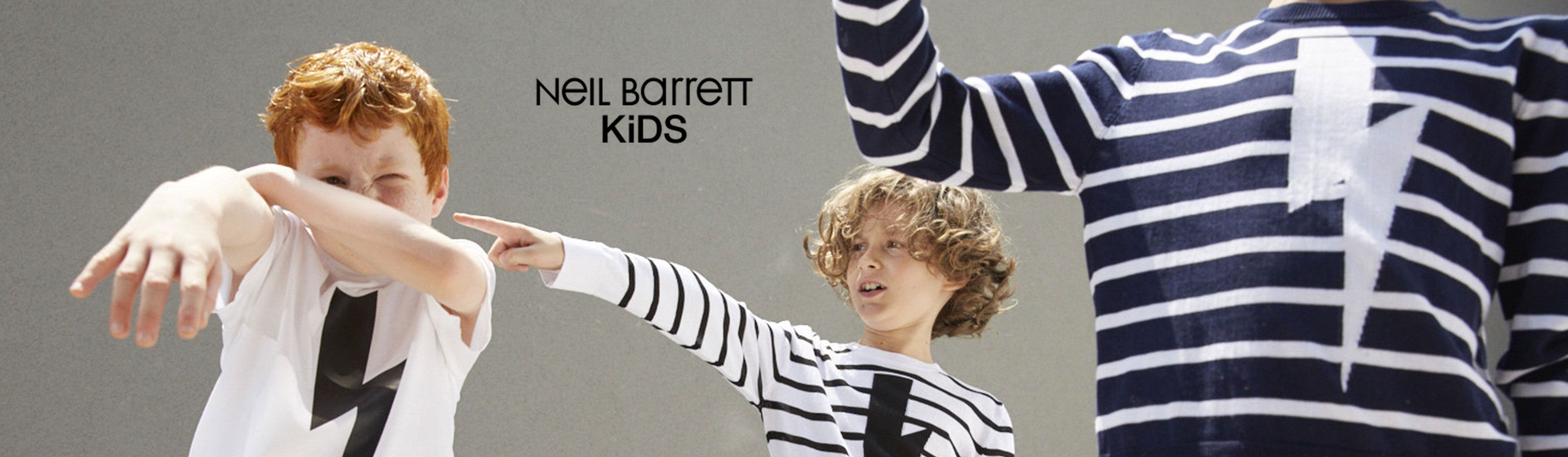 NEW BRAND ALERT: NEIL BARRETT KiDS