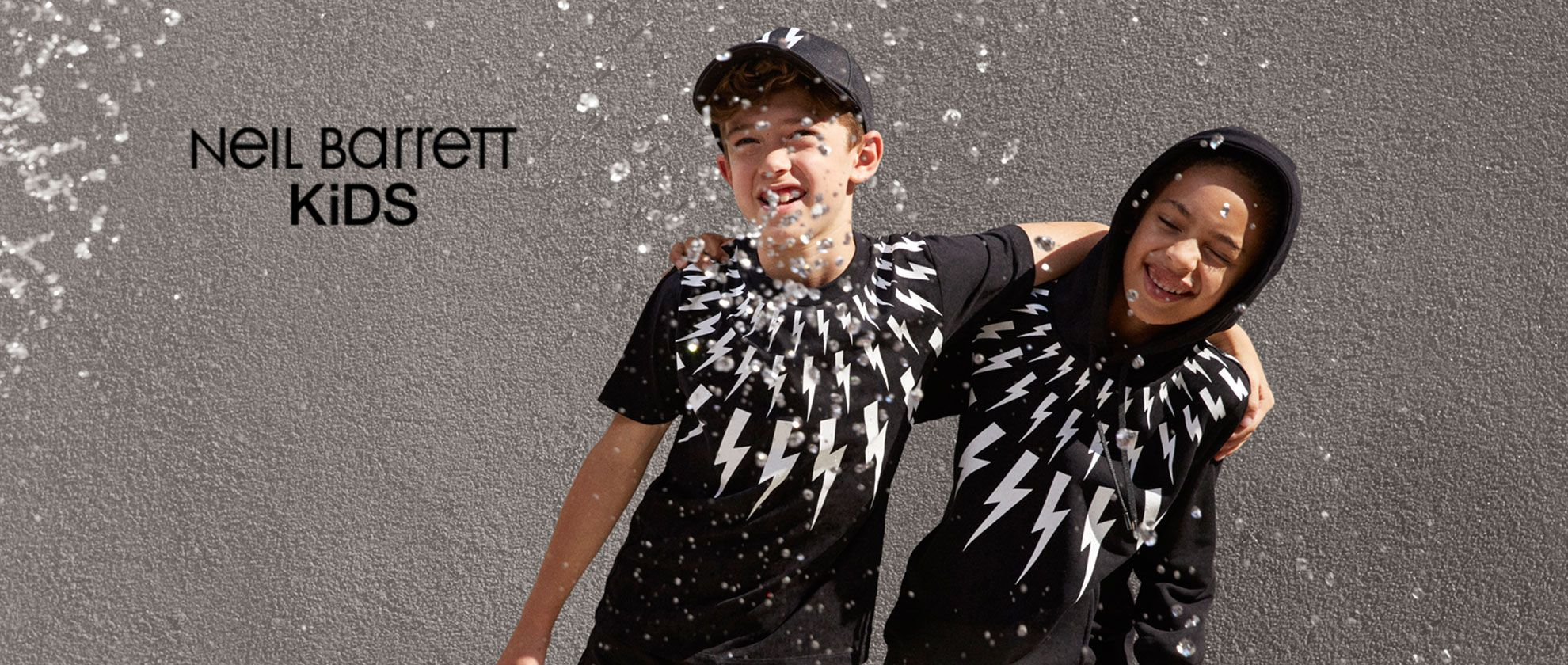 NEW BRAND ALERT: NEIL BARRETT KiDS