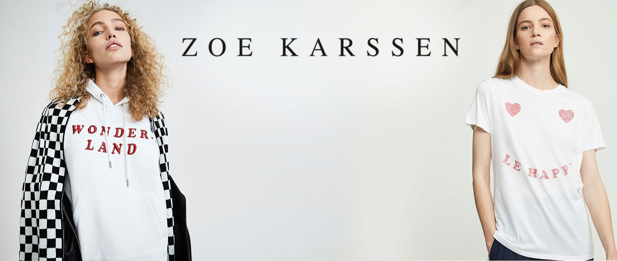 Express yourself with Zoe Karssen