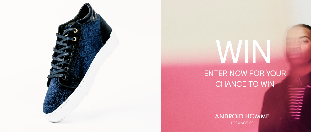Win Android Homme!