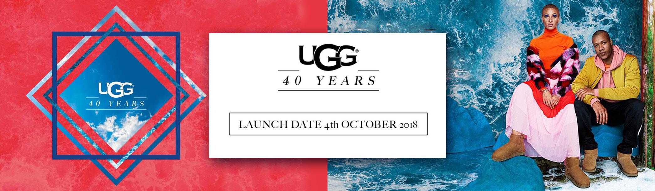 Happy 40th Birthday UGG!