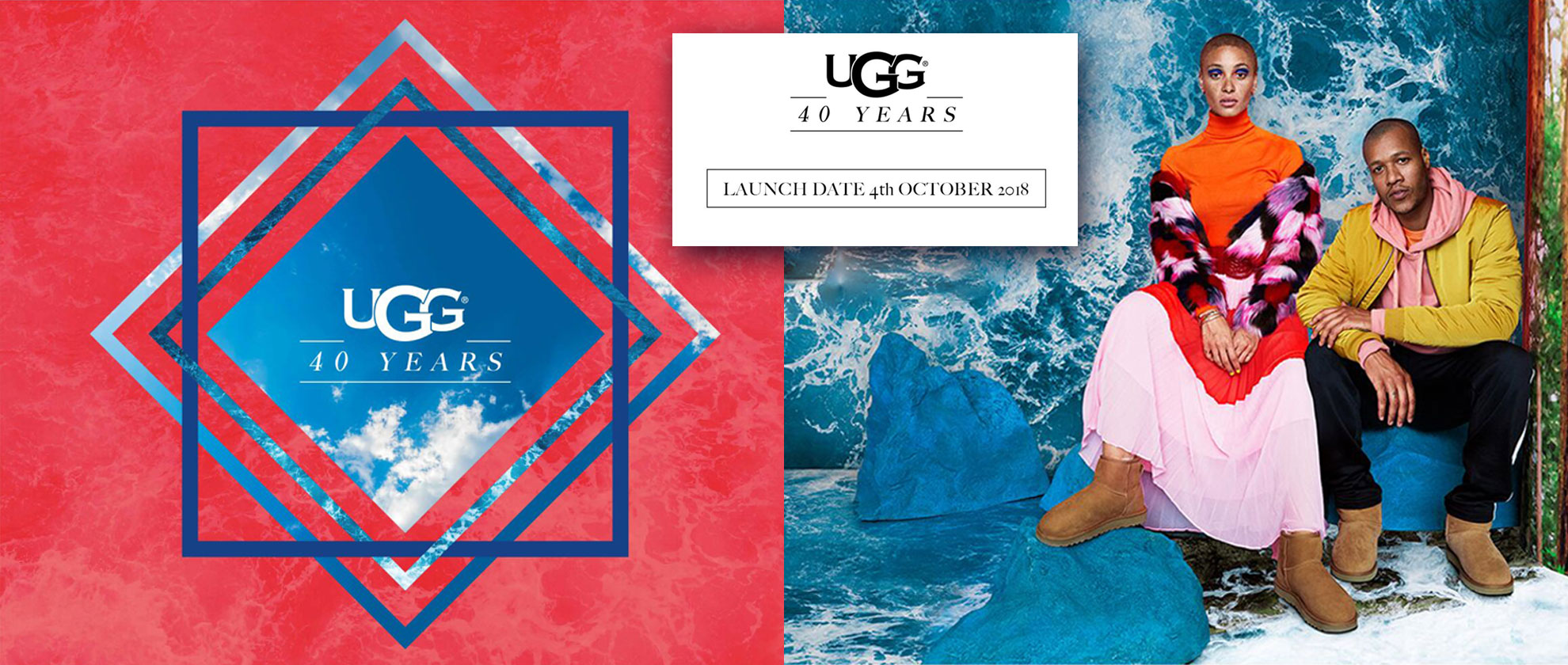 Happy 40th Birthday UGG!