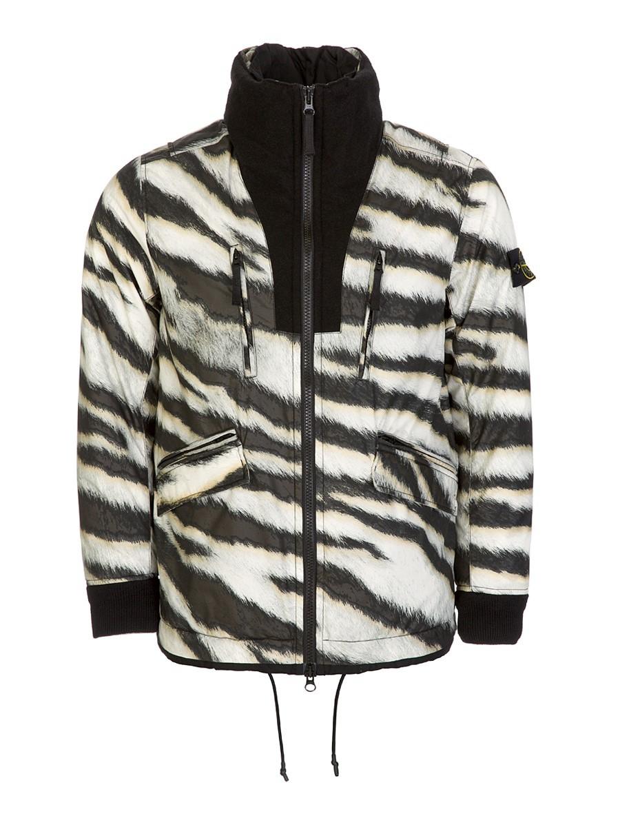 Stone Island White Tiger Primaloft Jacket