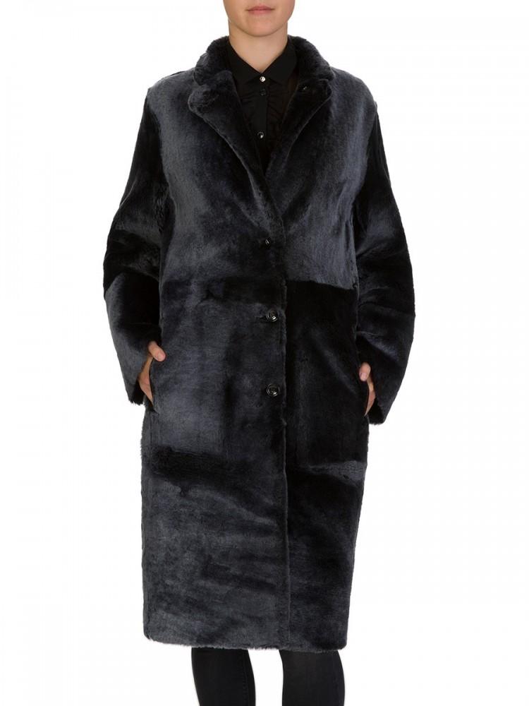 Joseph Black Reversible Brittany Coat