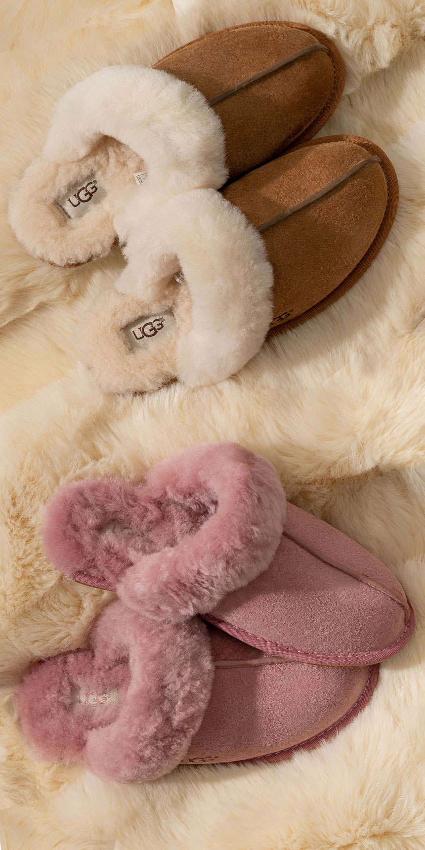 Indulge And Relax with UGG!