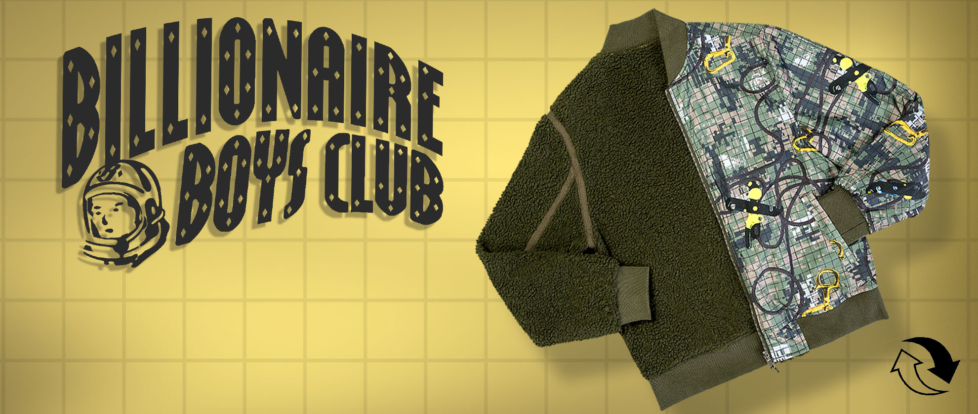 Staff Pick: Billionaire Boys Club Reversible Bomber