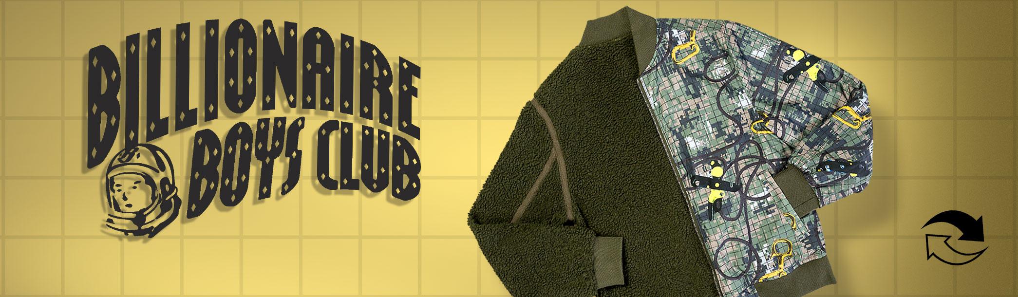 Staff Pick: Billionaire Boys Club Reversible Bomber