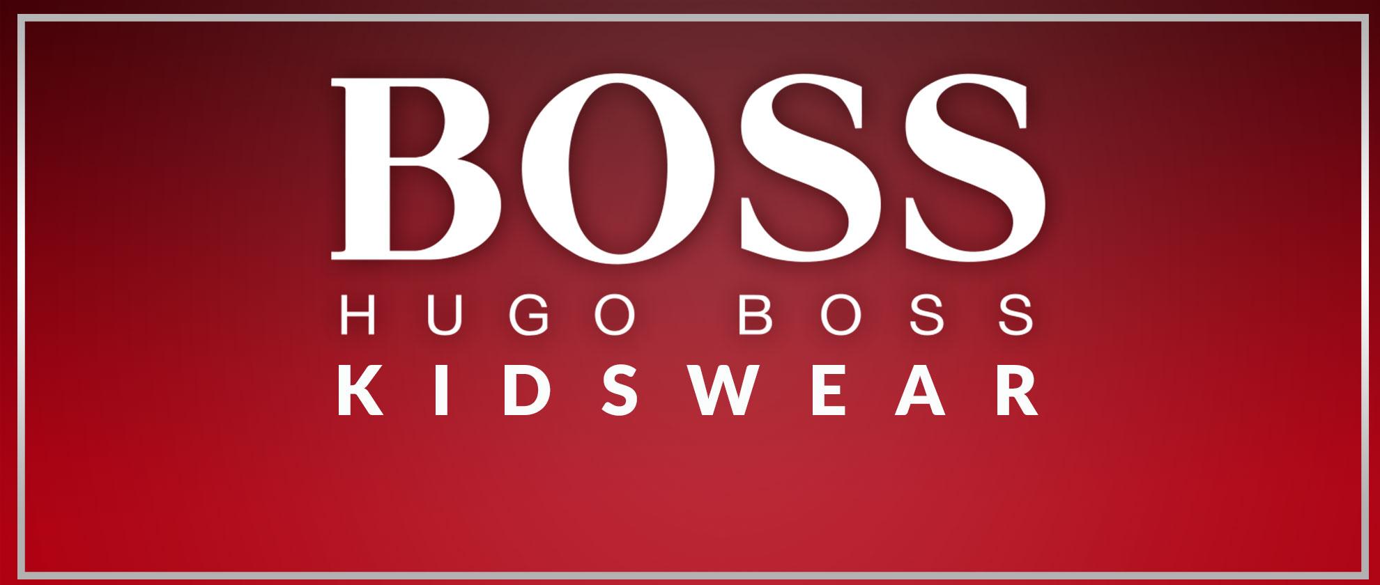 Brand Spotlight: BOSS Kidswear