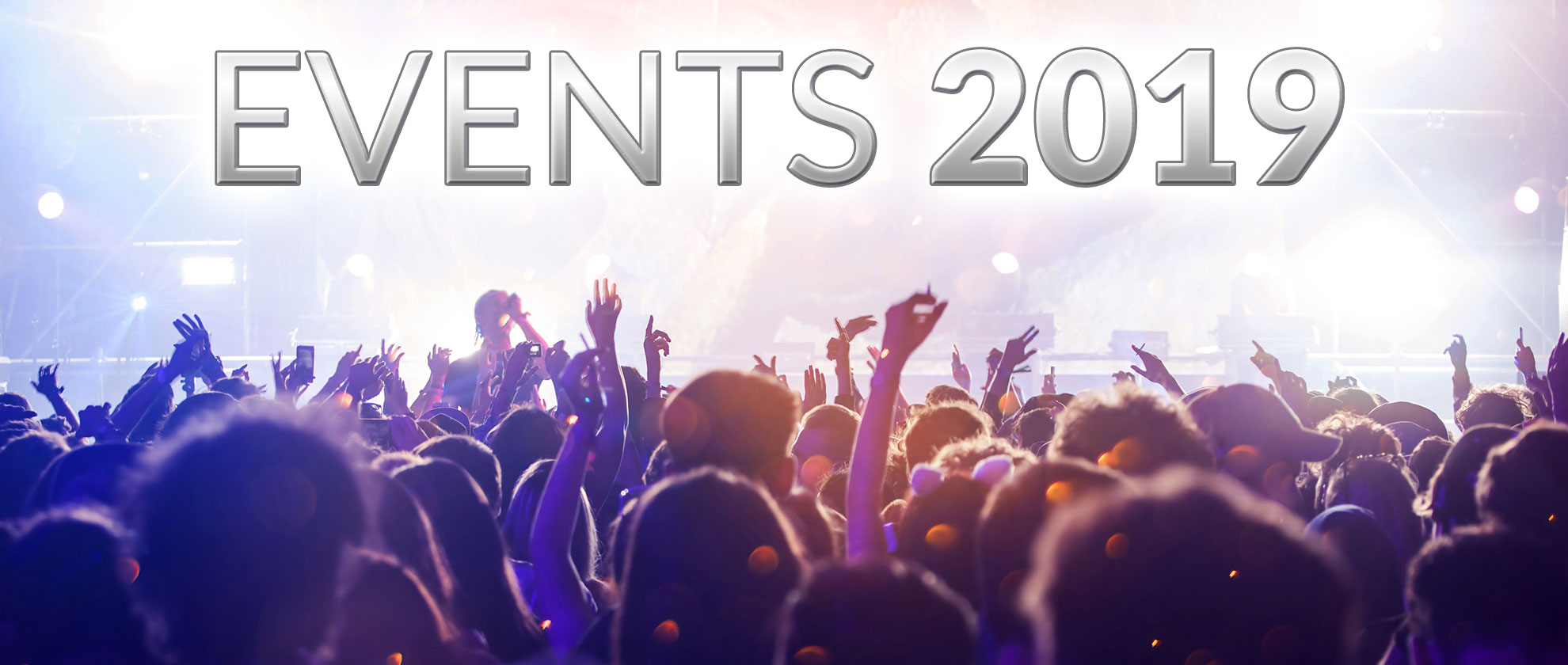 Events for 2019