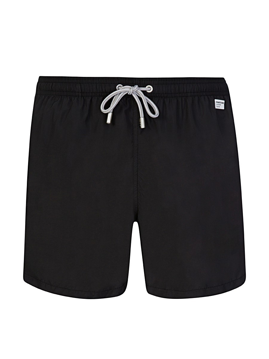 MC2 Saint Barth Black Pantone Swim Shorts