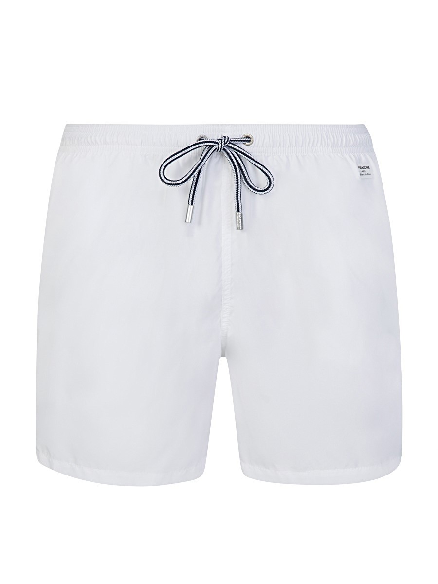 MC2 Saint Barth White Pantone Swim Shorts