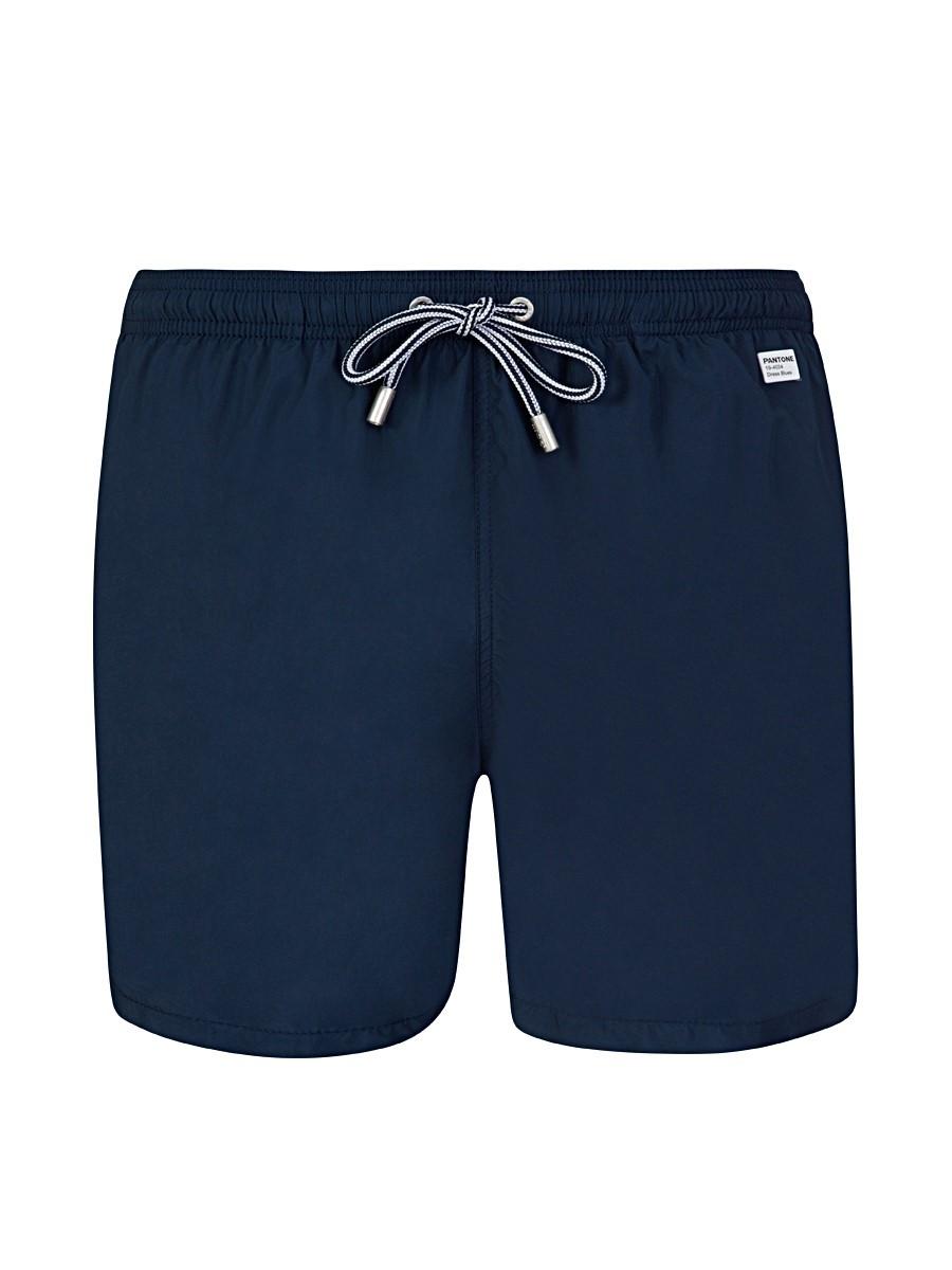 MC2 Saint Barth Navy Pantone Swim Shorts