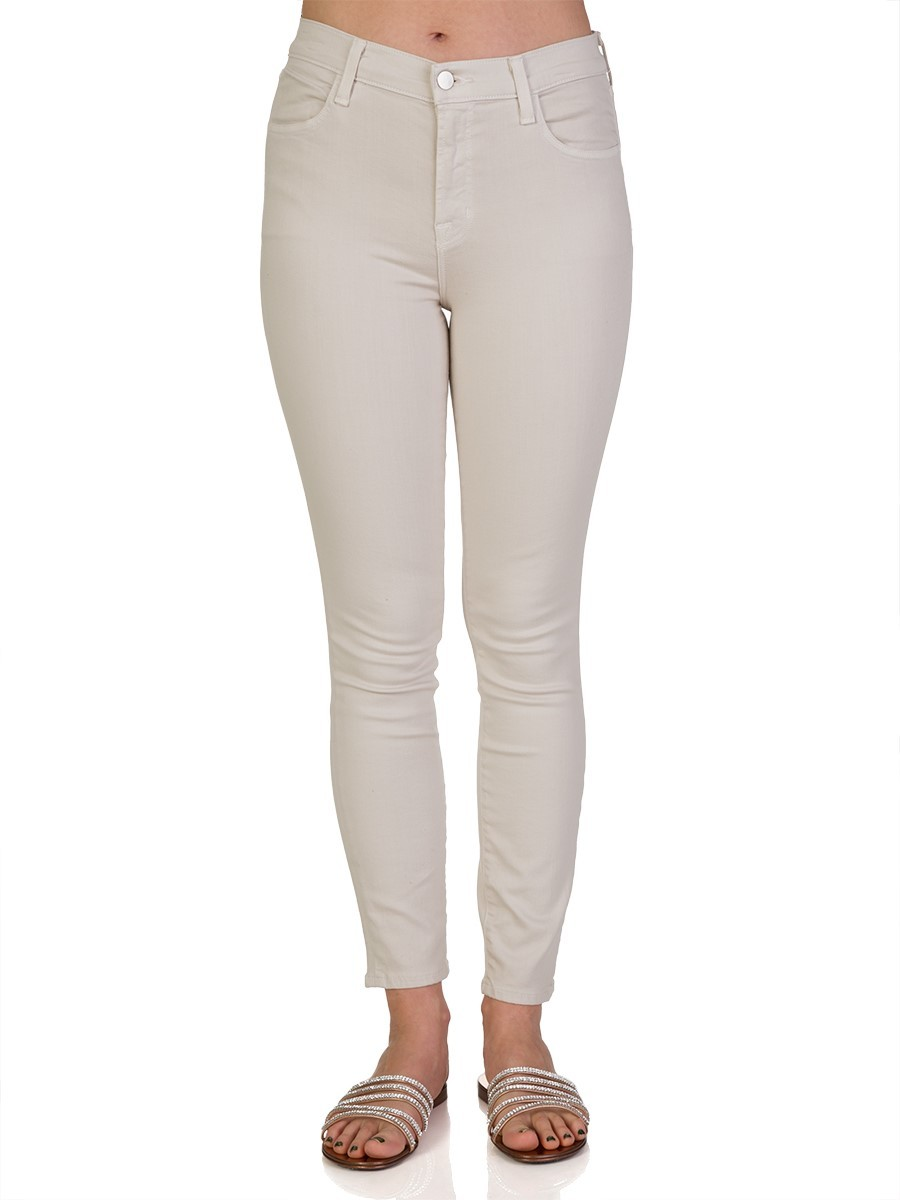 J Brand Alana Honesty Crop Skinny Jean