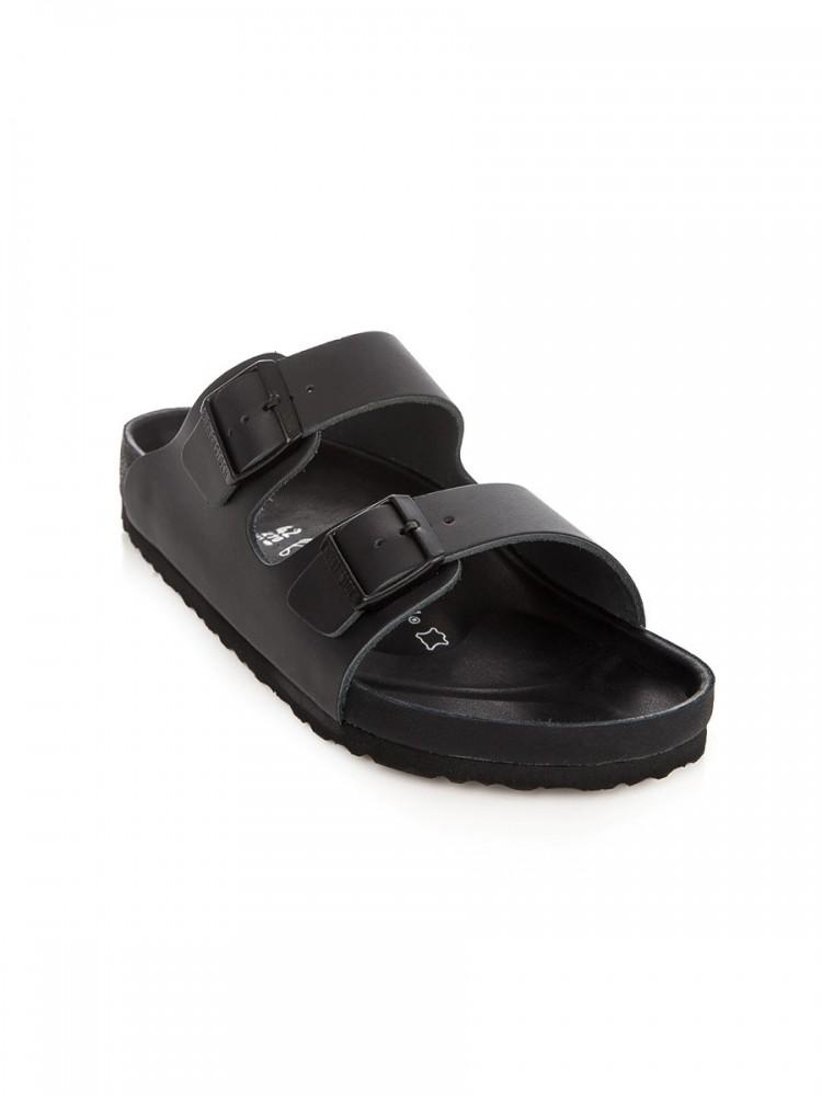 Birkenstock Black Monterey Sandals