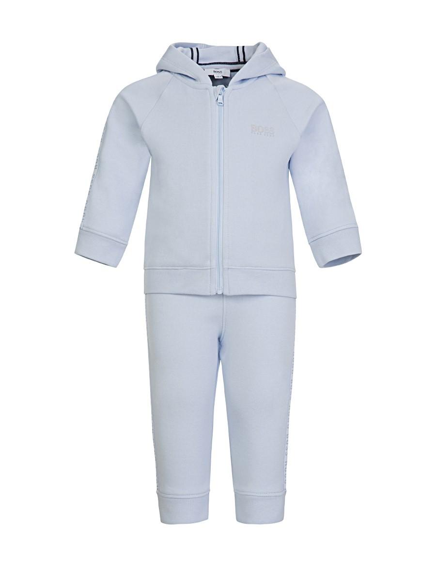 BOSS Kidswear Sky Blue Tracksuit