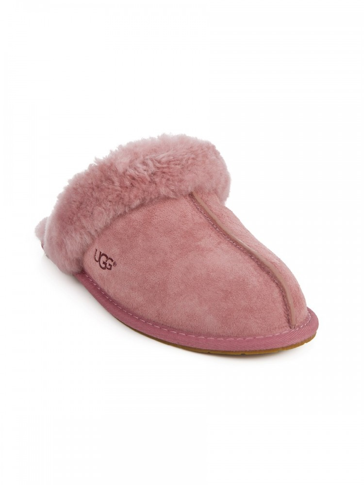 UGG Pink Scuffette II Slippers