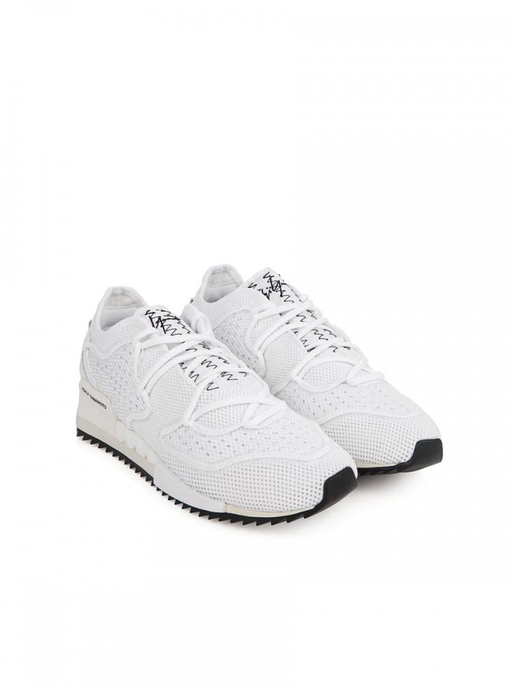 Y3 White Harigane II Trainers
