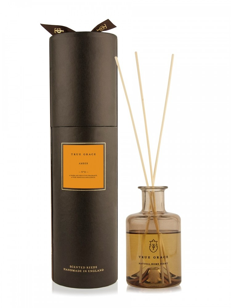 True Grace Amber Reed Home Diffuser