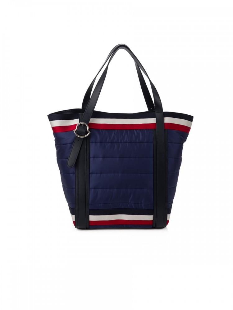 Moncler Navy Amagi Bag
