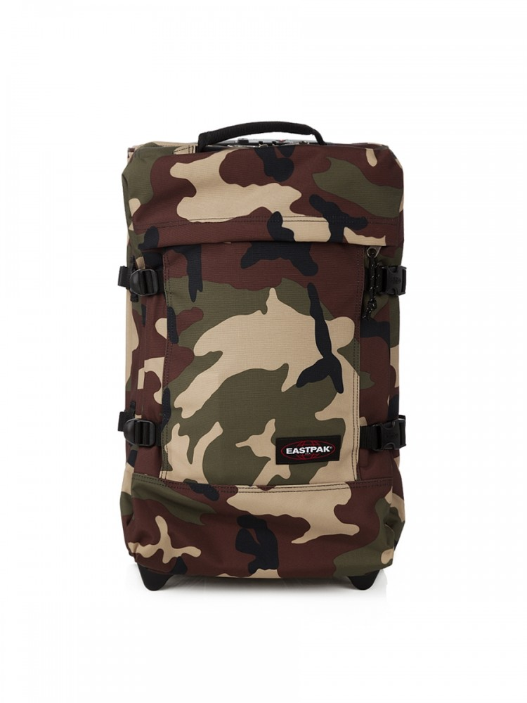 Eastpak Camouflage Military Green Cabin Bag