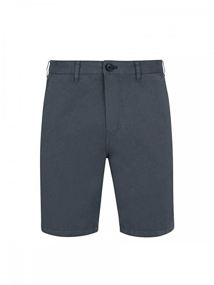 PS Paul Smith Grey Pima Cotton Shorts