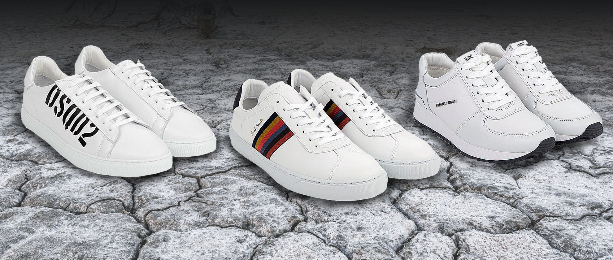 Five Must-Have White Trainers For 2019