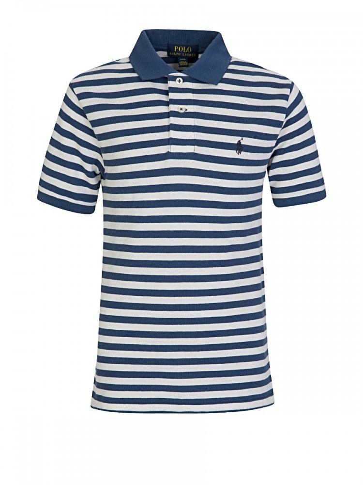 Polo Ralph Lauren Kids Blue Polo Shirt