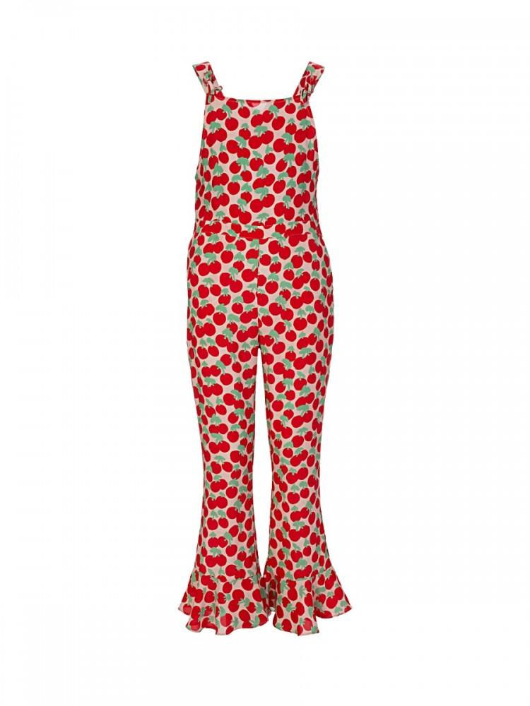 Stella McCartney Red Cherry All-In-One