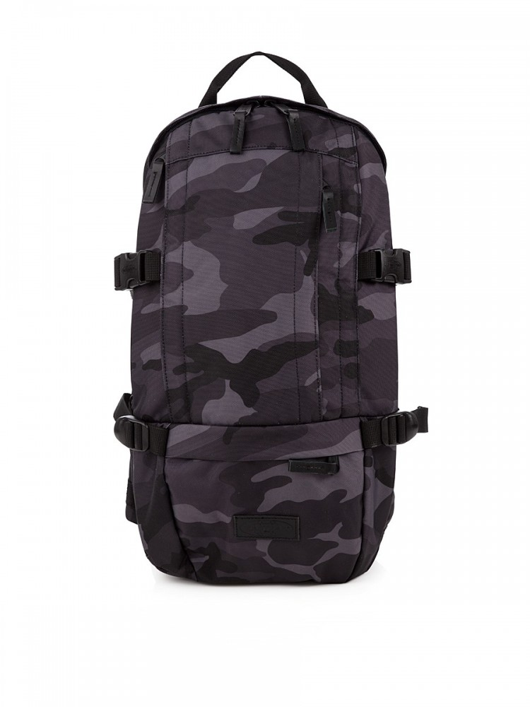 Eastpak Grey Camouflage Back Pack Bag
