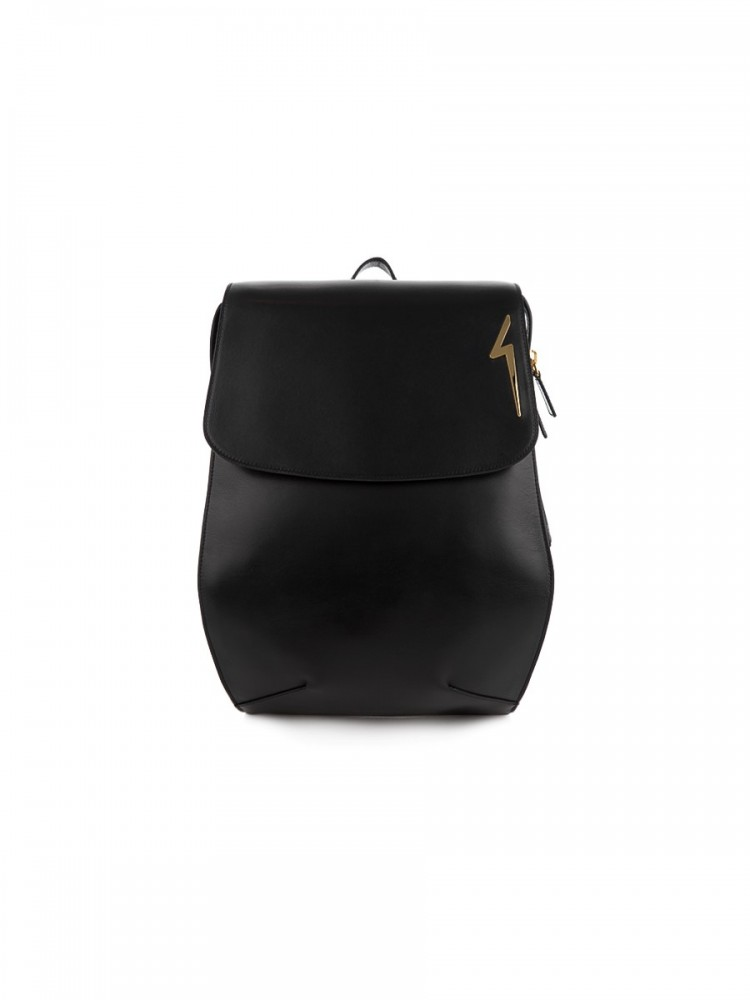 Giuseppe Zanotti Black G-Flash Backpack