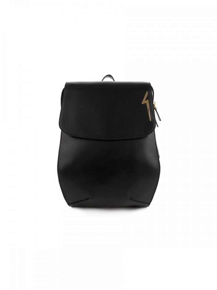 Giuseppe Zanotti Black G-Flash Backpack