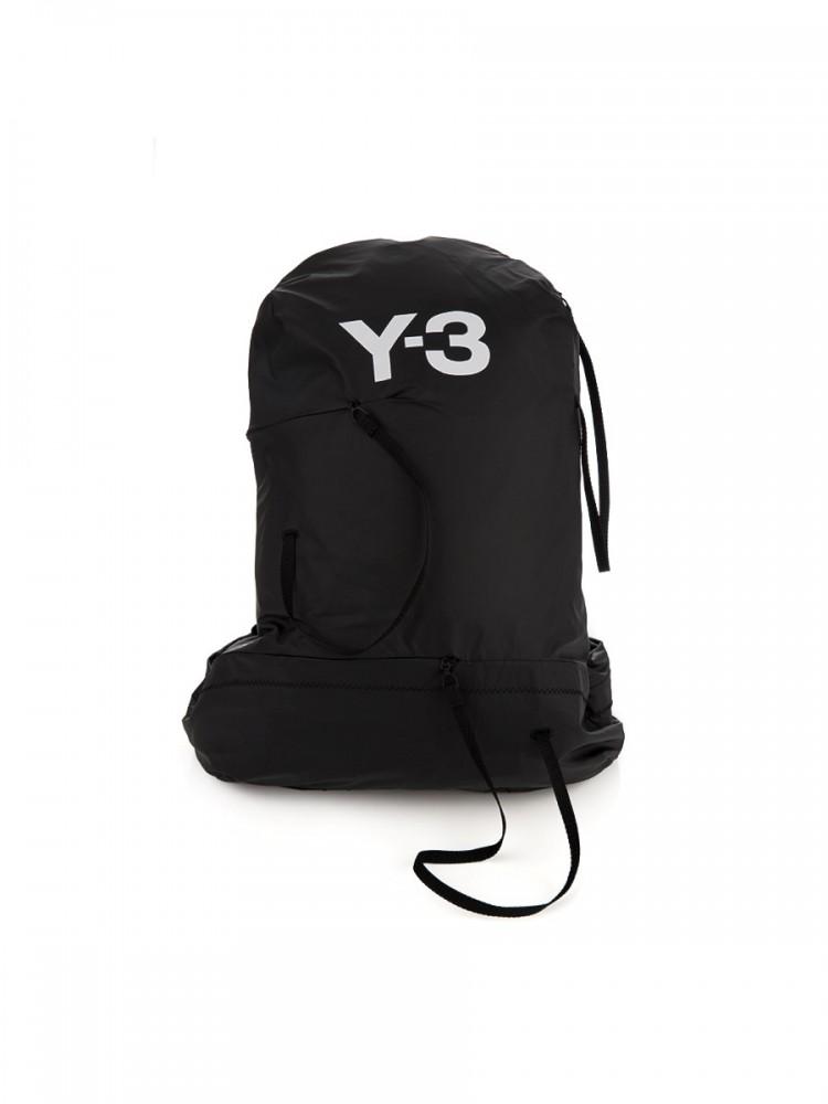 Y-3 Black Bungee Backpack