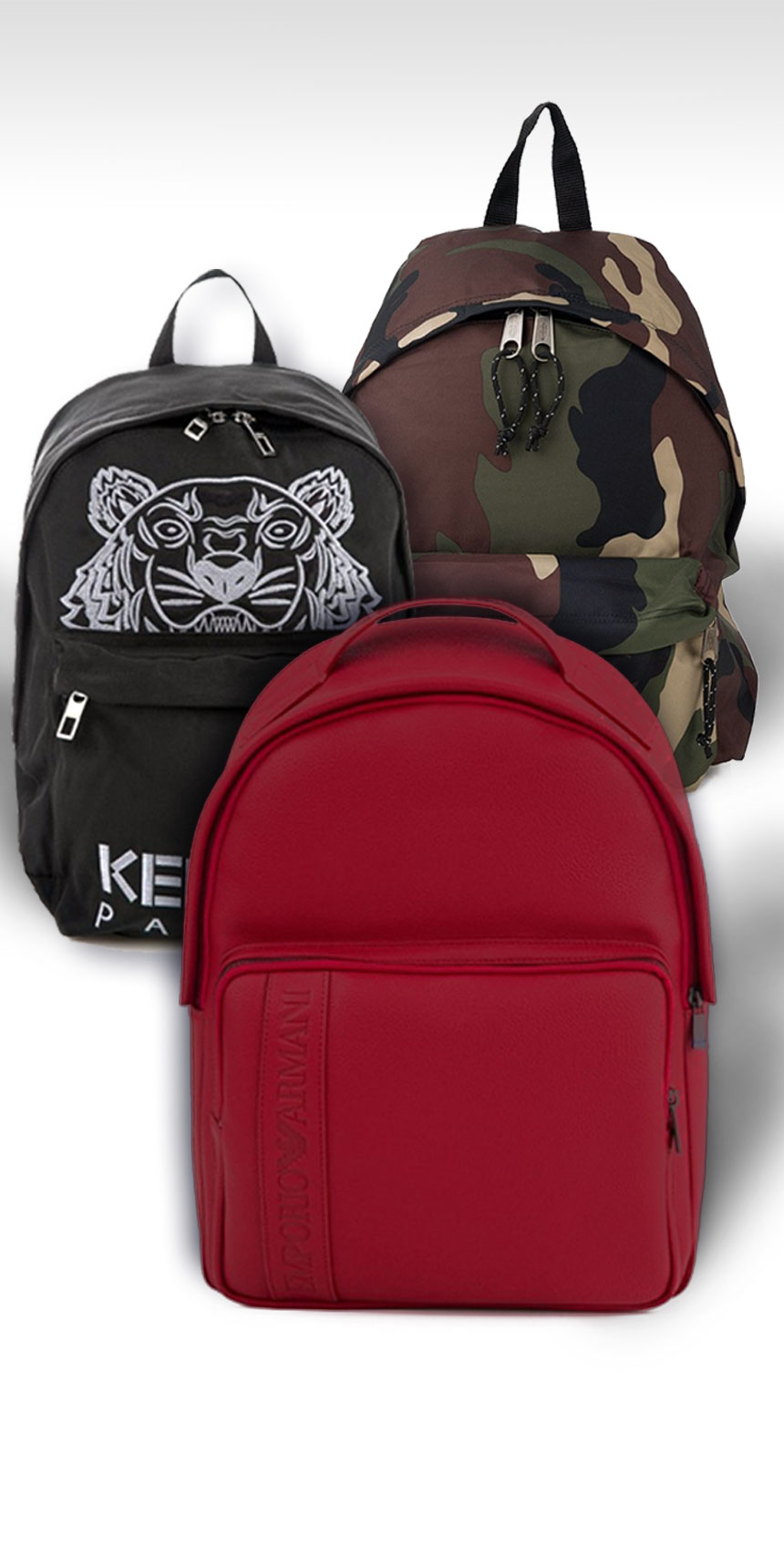 Pack it up! Five Backpacks for your travels